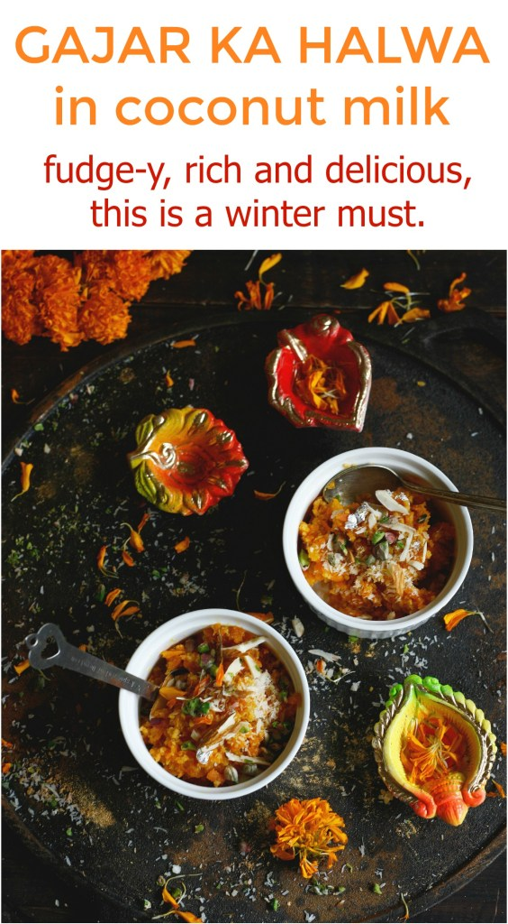 gajar ka halwa - a winter must