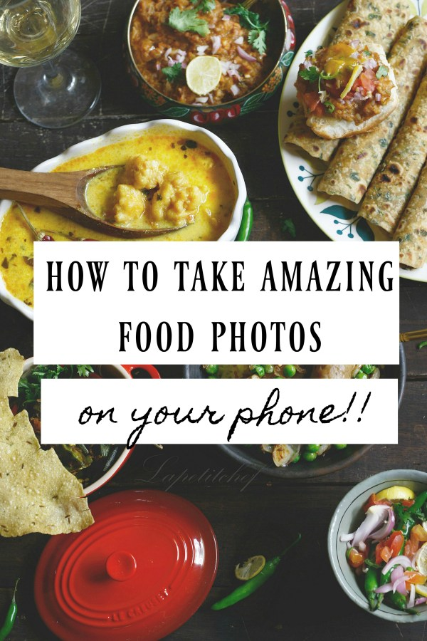 how to take good food photos on your phonehow to take good food photos on your phone