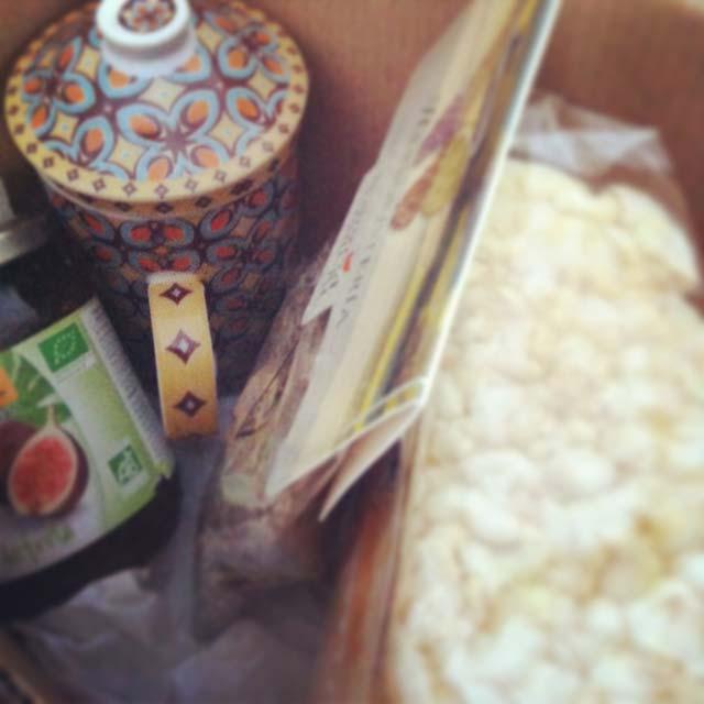 caja regalo mamá interior