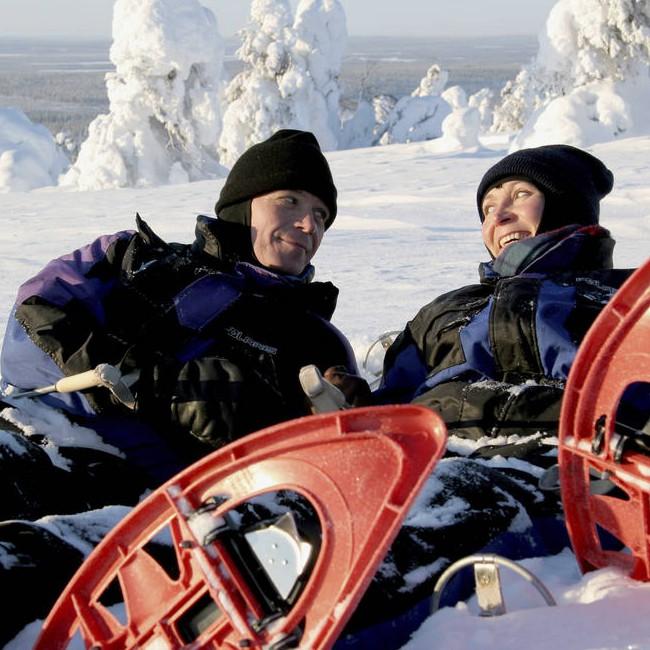 Snow Lapland