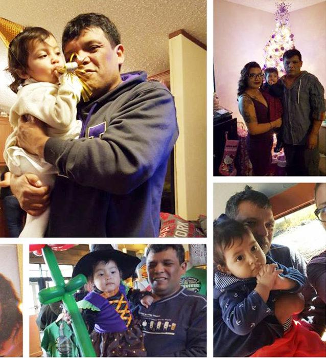 Luchan por evitar su deportación;  su vida corre peligro en México