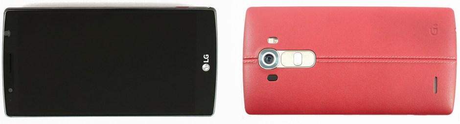 LG G4 backfront