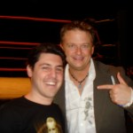 Jim Fusco and Jeremy Borash
