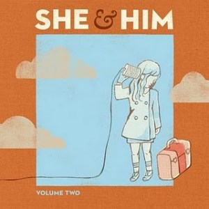 "She & Him's ""Volume Two"" (2010)"