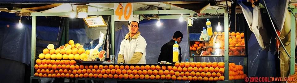 Guide to Marrakech, Morocco.