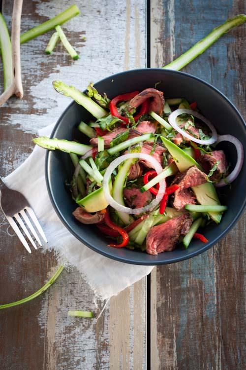 boeuf en salade2
