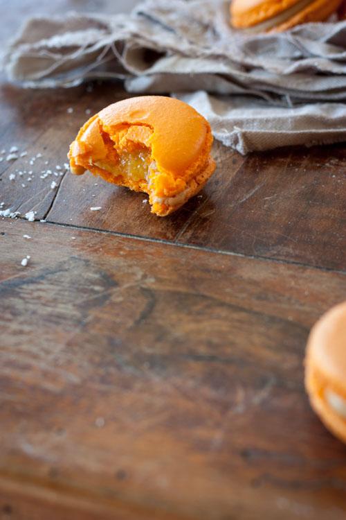 macarons dulcey mangue coco5