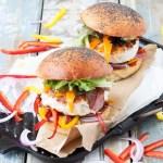 the summer burger