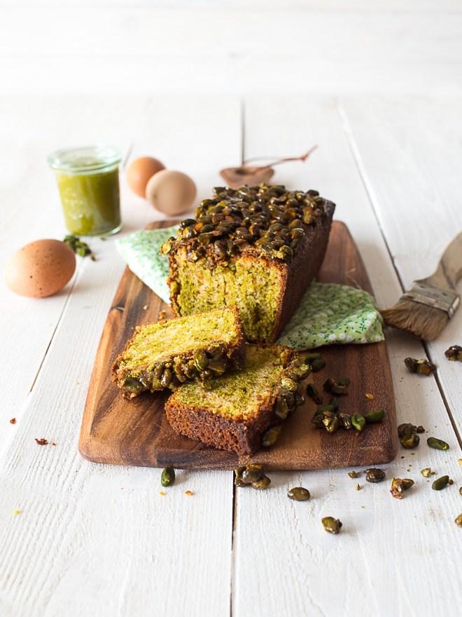 cake amande-pistache