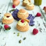 choux pistache framboise5