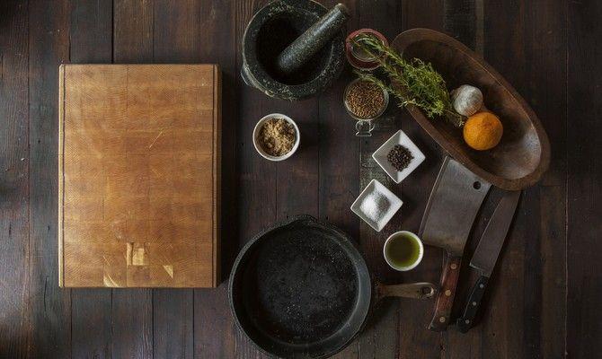Utensilios de cocina para reducir el desperdicio de alimentos
