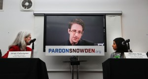 Snowden tv espía