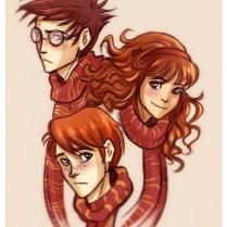 Andy, « Always and forever » : « Aaah Harry Potter, c'est une des premières communautés que j'ai rejointe et je garde beaucoup d'affection pour elle ! » andysart.tumblr.com et andythelemon.tumblr.com.