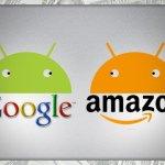 Amazon, Google, Amazon, Google и снова Amazon