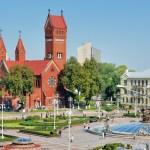 Буду в Минске в октябре