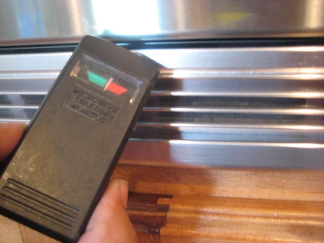 Are under cabinet toaster ovens safe