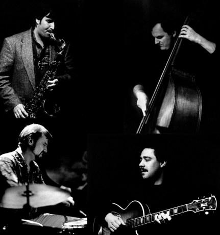 photo montage of Larry Koonse, Chuck Manning, Darek Oles, and Kevin Tullius