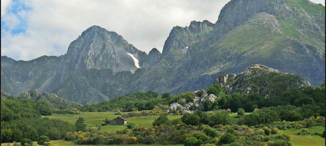 Mampodre, una reserva glaciar en León