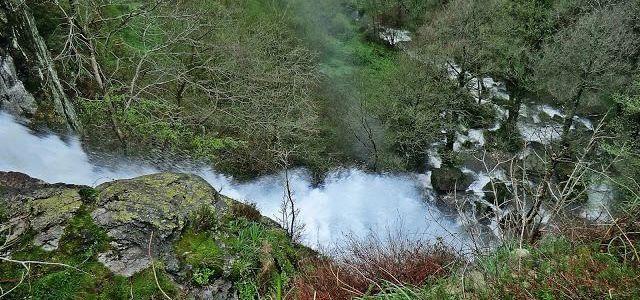 La cascada de Firvia – Oneta (Villayón)