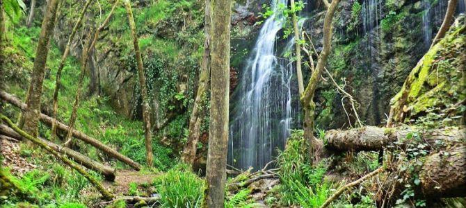 Cascadas de Guanga (San Andrés de Trubia)