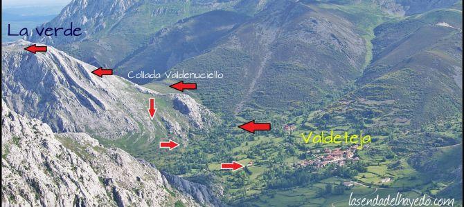 Peña La Verde – 1.670 metros – Valdeteja