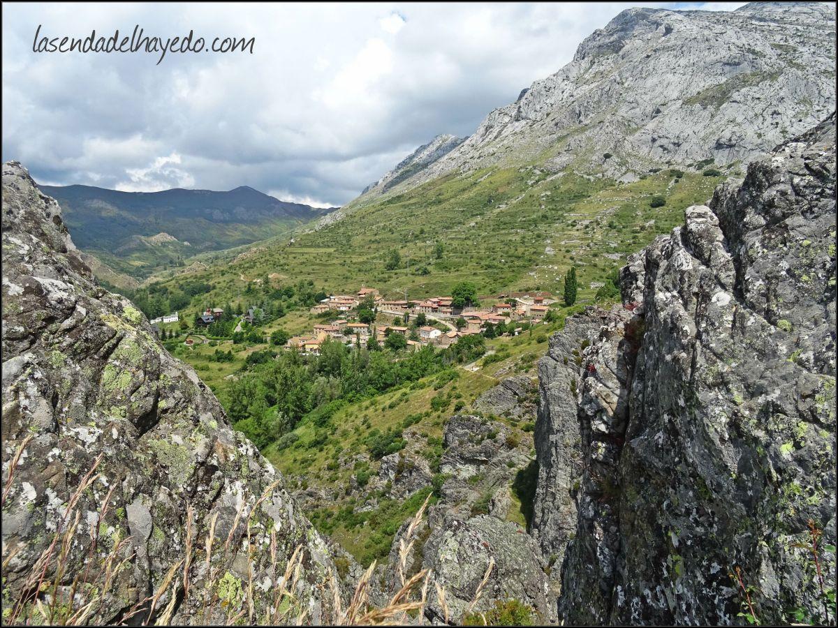 Valdorria y la ermita de San Froilán - León