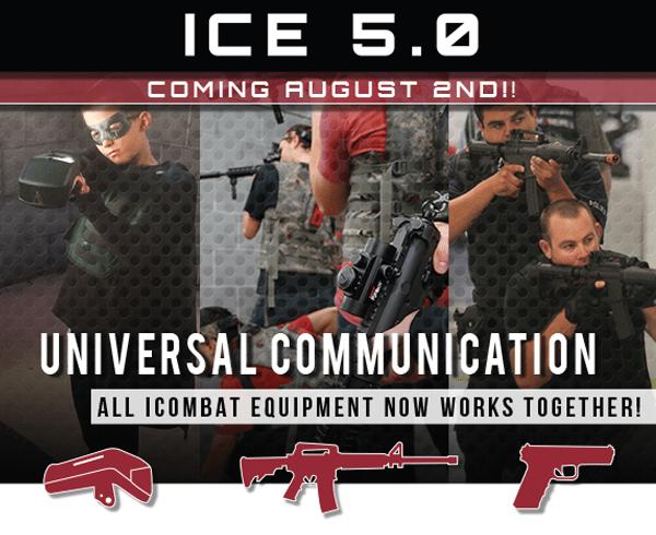 ICE 5 – die iCombat Software erhält ein Update