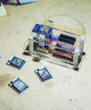 ESP8266 Programmer Kit