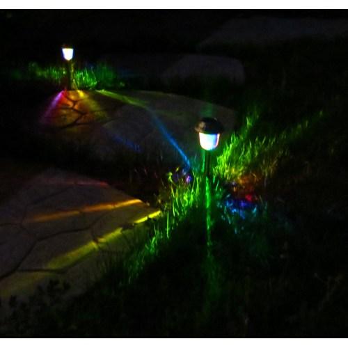 Medium Crop Of Solar Path Lights