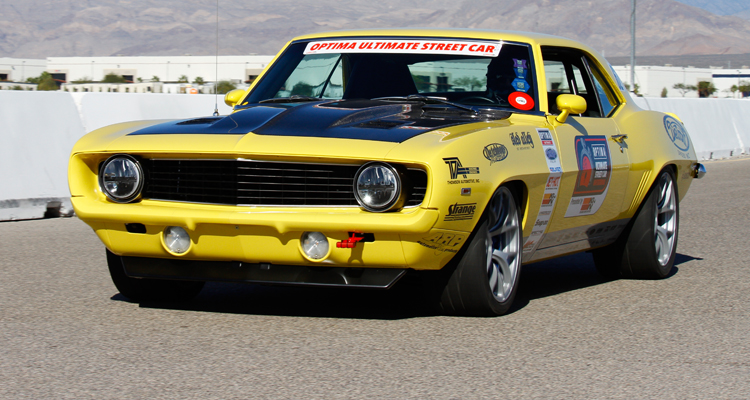 2015 Optima Ultimate Street Car Challenge Invitational