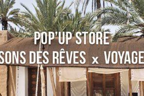 Pop'up store Maison des rêves