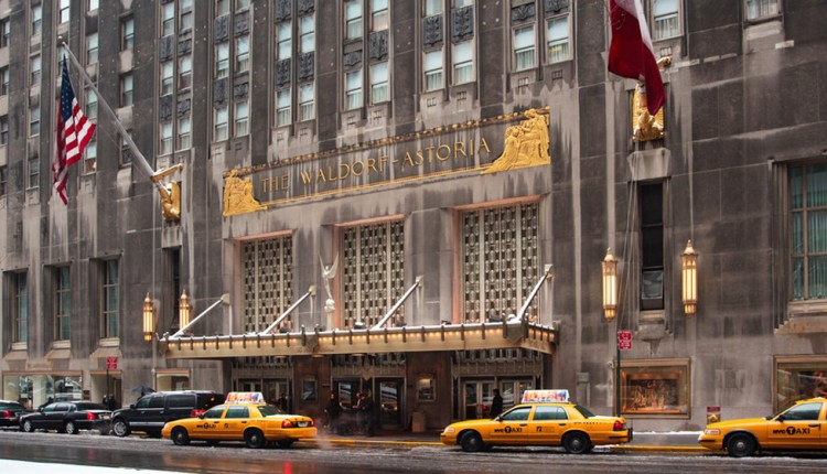 The end of an era for the Waldorf Astoria