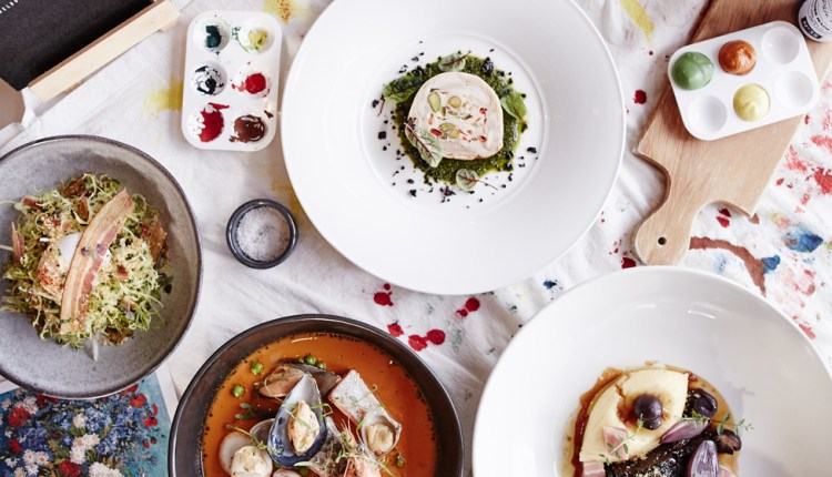 Lunch like Van Gogh at Sofitel Melbourne On Collins