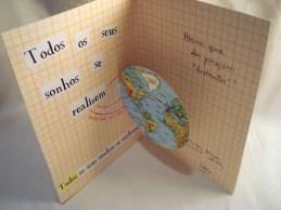 Cartão Li pop-up 2