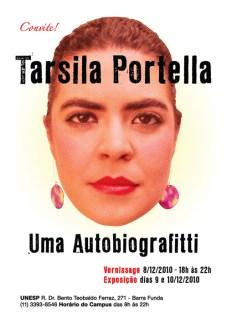 Tarsila - convite