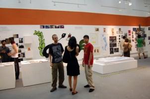 Tarsila - vernissage da exposição