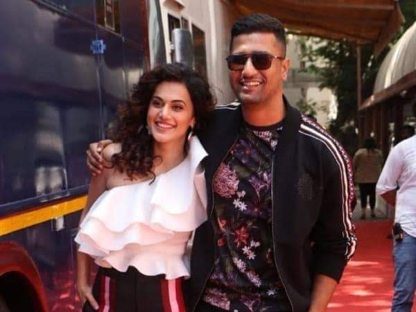Taapsee Pannu Calls Vicky Kaushal Marriage Material And Fans Are Losing Their Minds