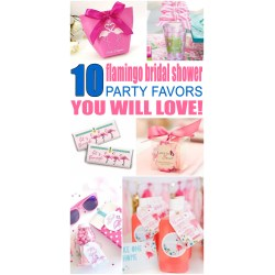 Small Crop Of Bridal Shower Party Favors