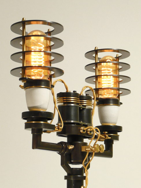 Machine Lights by Frank Buchwald