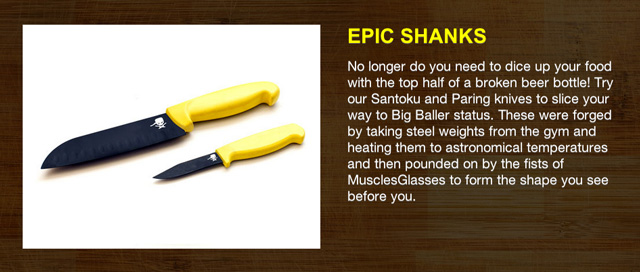 Epic Shanks