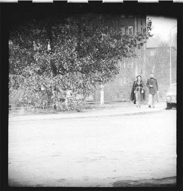 Surveillance Photos by Czechoslovakian Secret Police