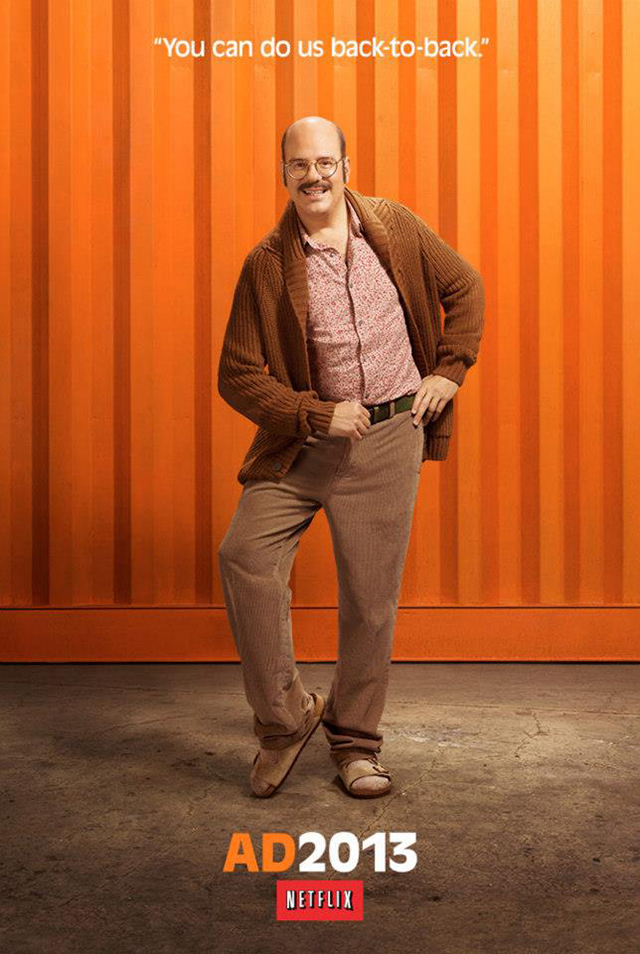 Arrested Development Character Poster