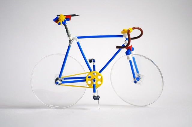 LEGO Bike by Silva Vasil