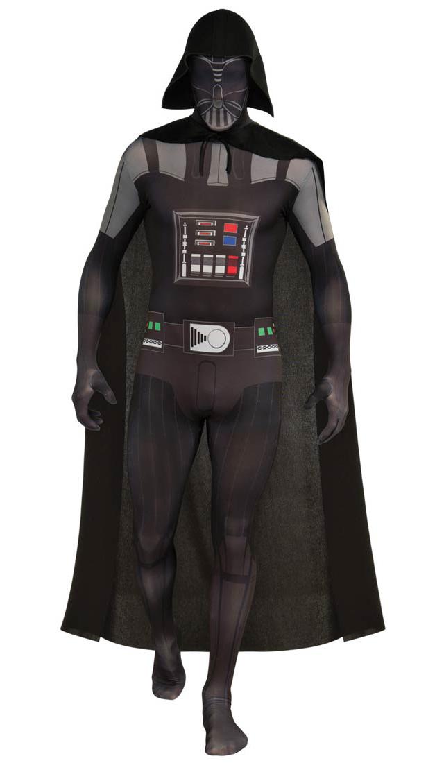 Darth Vader Second Skin Star Wars Costumes