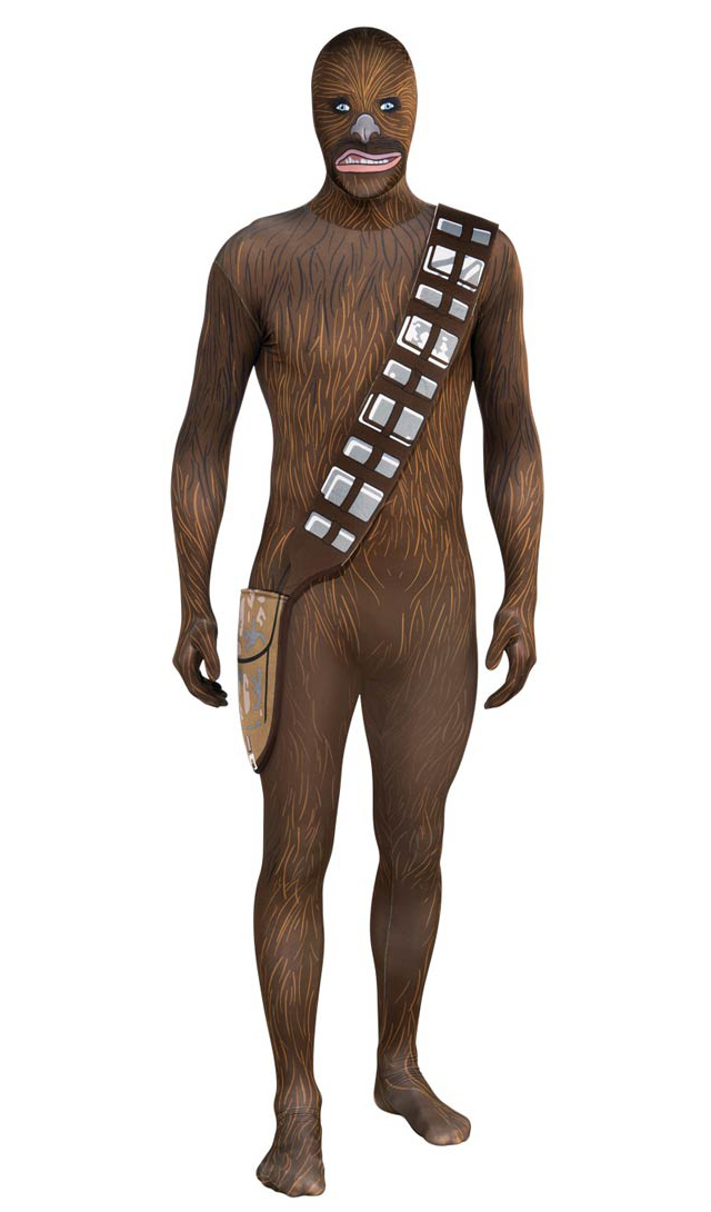 Chewbacca Second Skin Star Wars Costumes