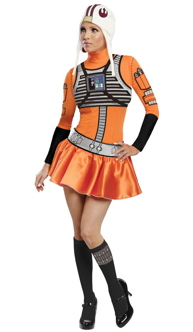 XWing Fighter Sexy Costume