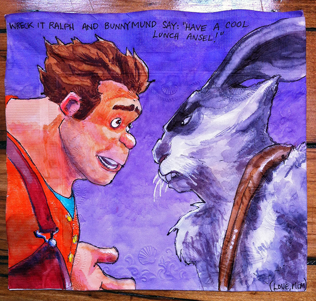WreckIt Ralph and Bunnymund