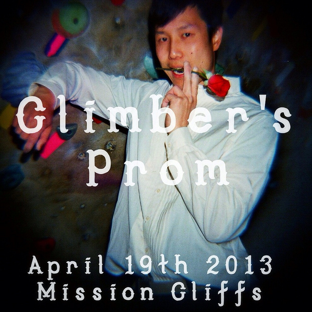 2nd Annual Climber's Prom in San Francisco