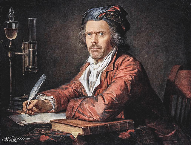 Doctor Alphonse Gregory by BrunoSousa