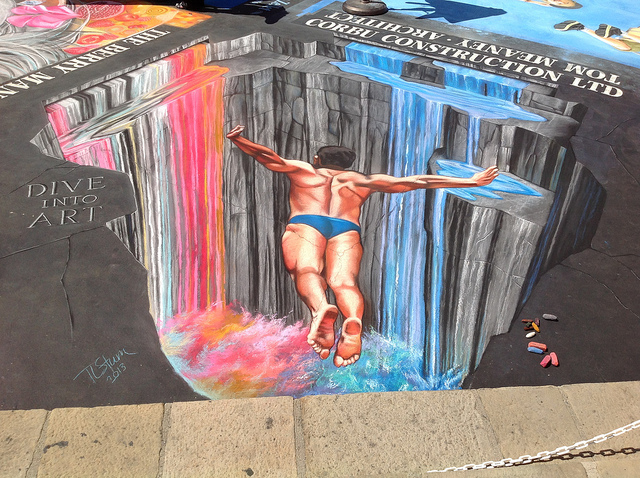 Dive Into Art